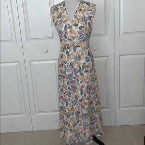 Anne Klein midi dress size 4